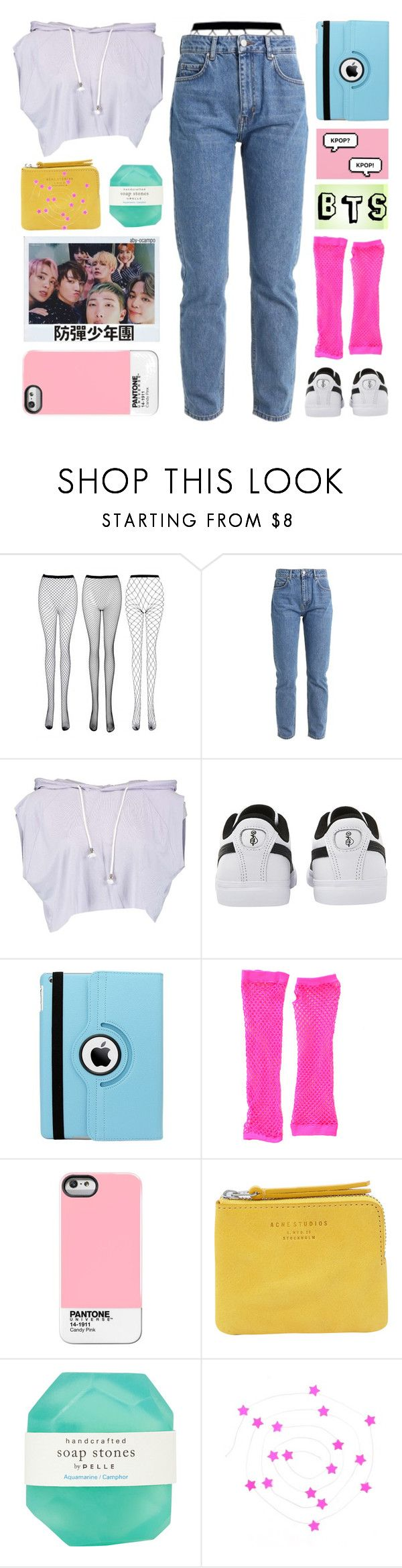 """""""RTD please :)"""" by aby-ocampo ❤ liked on Polyvore featuring Hot Topic, Pantone Universe, Acne Studios and Pelle"""