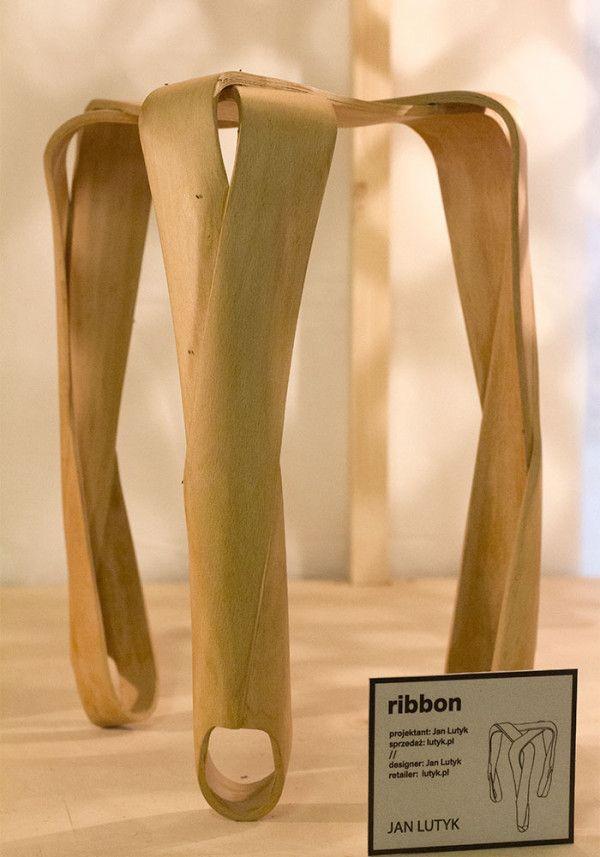 Jan Lutyk's Ribbon chair