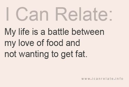 Amen.Good Food, Constant Battle, Relatable, Fat, Truths, Too Funny, So True, Totally Me, True Stories