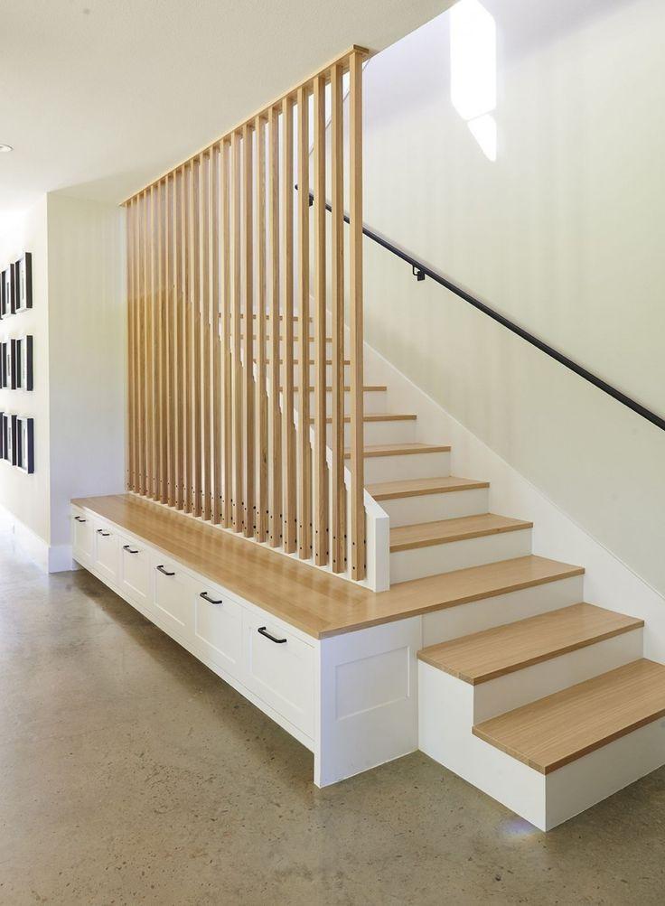 42 Inspirierende Loft-Treppen-Design-Ideen zum Platzsparen
