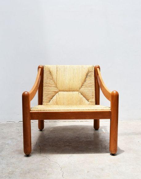 Carimate Lounge Chair / Vico Magistretti - Collection - ADN Galeria
