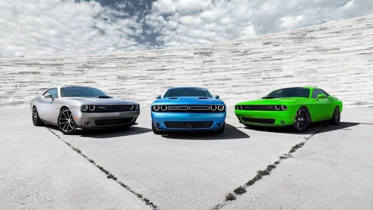 dodge challenger wallpapers, muscle car backgrounds