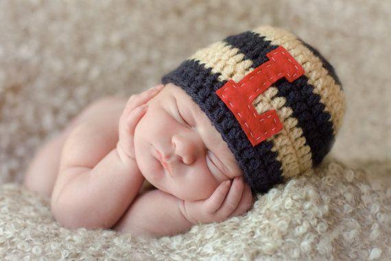 Baby Boy Hat Baby Boy Hats Crochet baby boy hats by Skylarnme