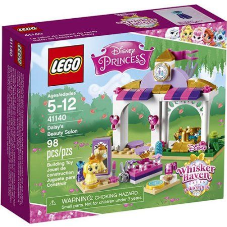 Lego Disney Princess Daisy's Beauty Salon, 41140, Multicolor