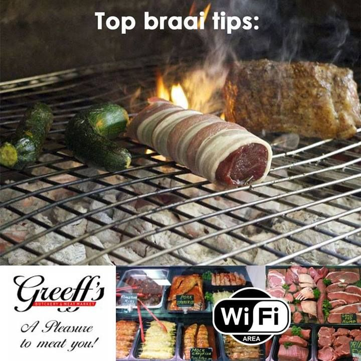 Great braai tips for those of you, who loves braai-ing. Follow this link: http://on.fb.me/1cahw6S - #braai #butchery