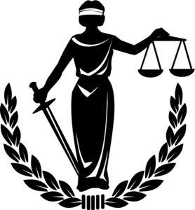 Jpg Law Justice Image Vector Clip Art Online Royalty Free