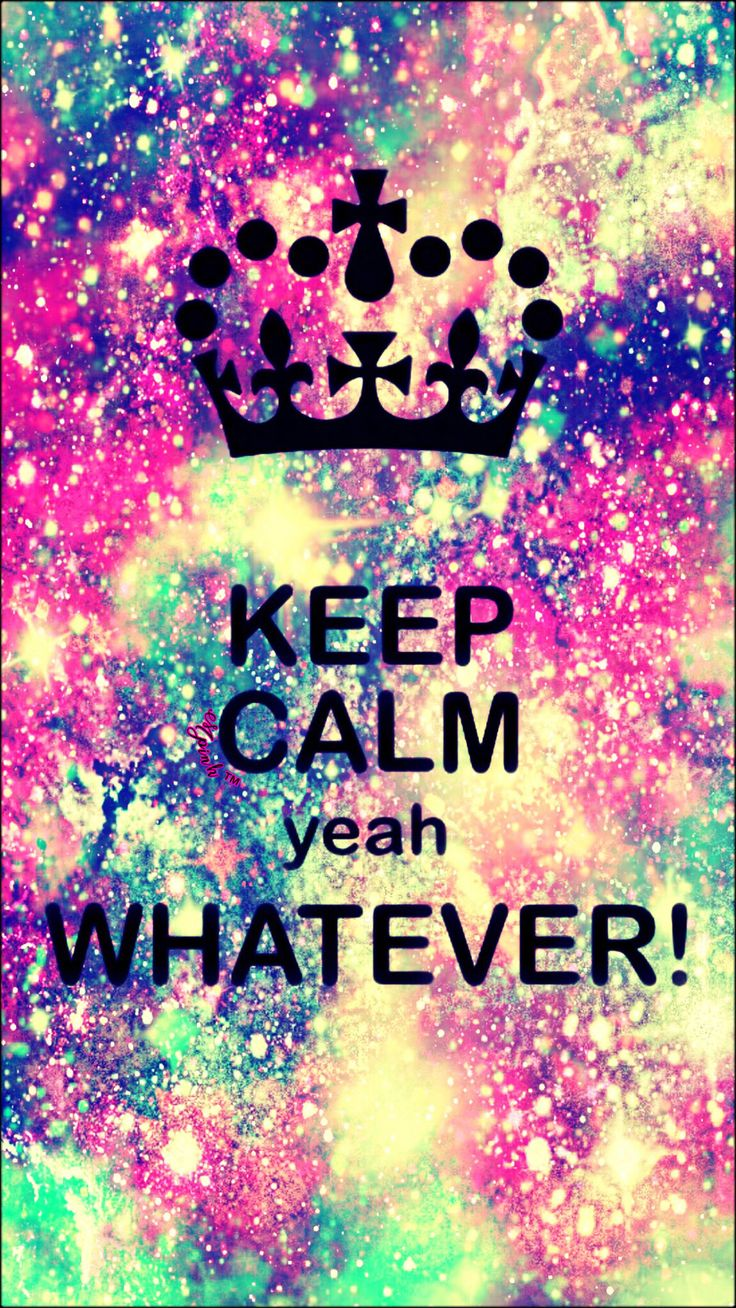 Keep Calm & Whatever Wallpaper androidwallpaper