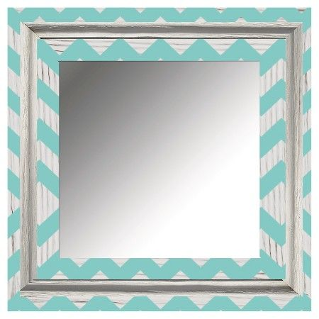 Wall Mirror Target best 20+ chevron mirror ideas on pinterest | glam hair salon