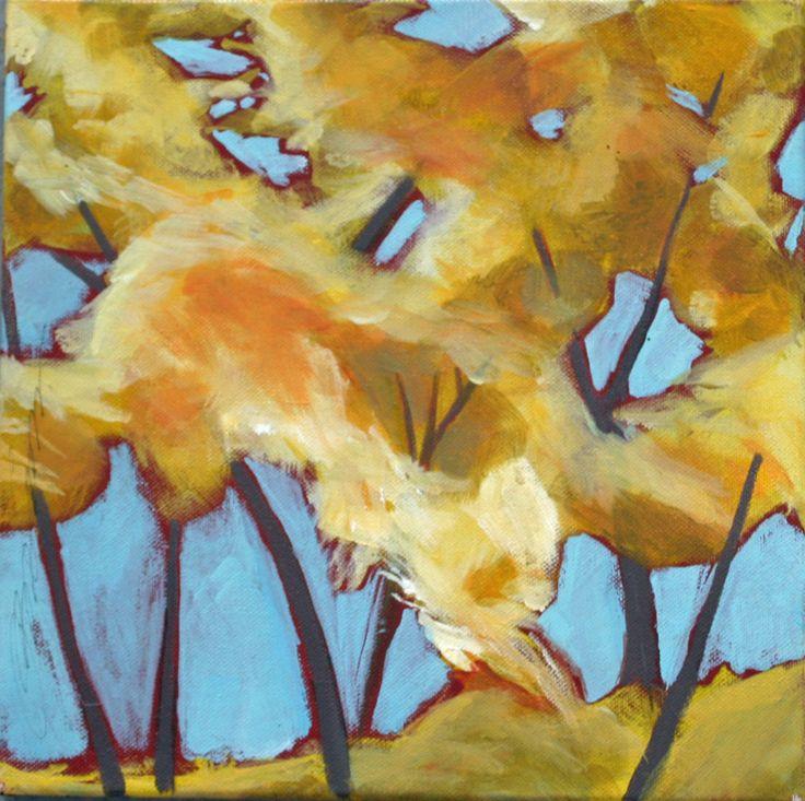 Windy trees112x12$200