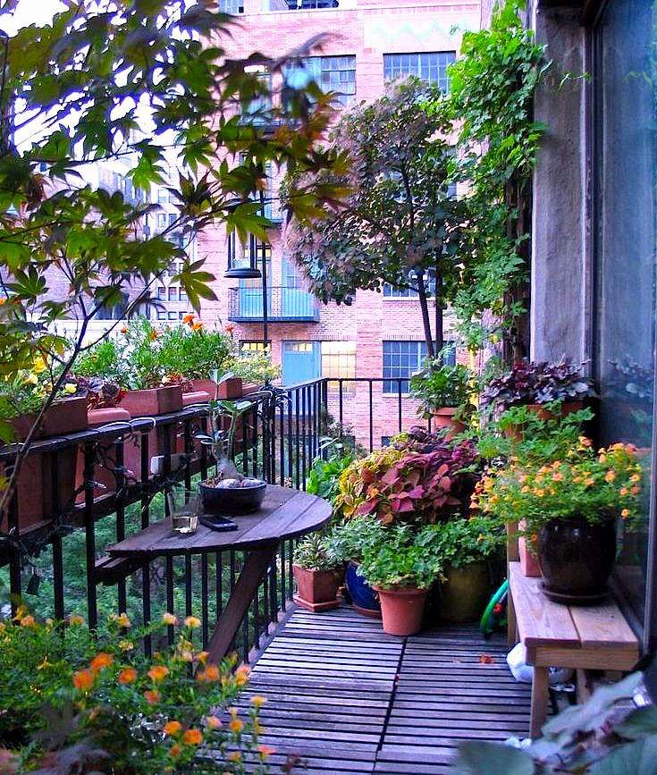 How To Transform Your Montreal Balcony Into A Beautiful Garden This Summer | MTL Blog