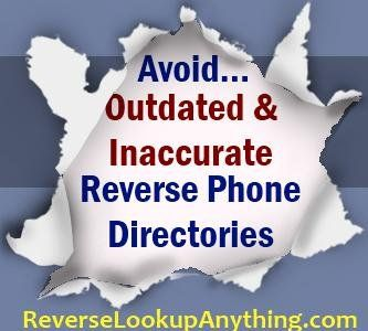 Cell Phone Directory