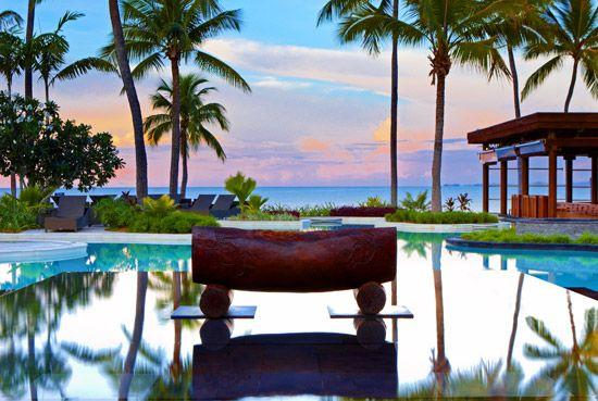 Sheraton Fiji Resort. Ahh Mazing!