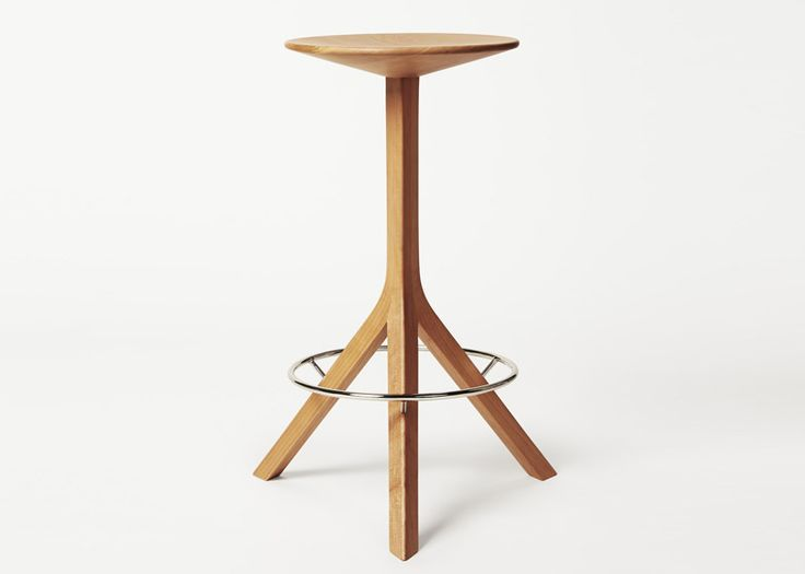 The Wish List: Designers Create Objects For Hadid, Foster And More   Bar  Stool By Felix De Pass For Alison Brooks.
