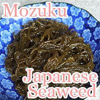 mozuku japanese seaweed