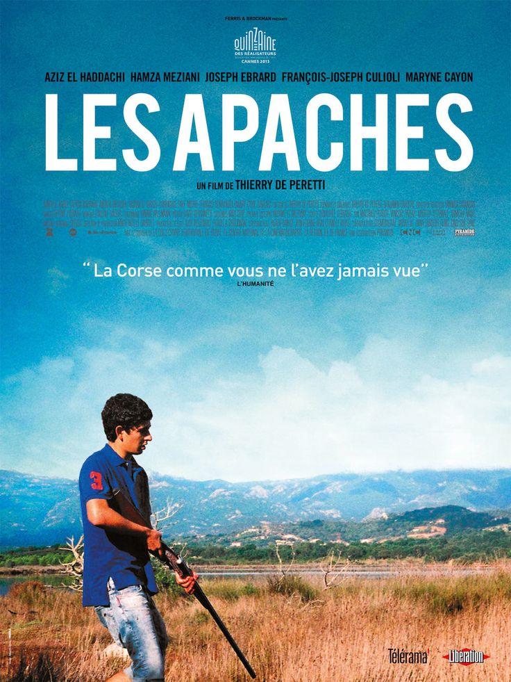 Les Apaches Thierry de Peretti