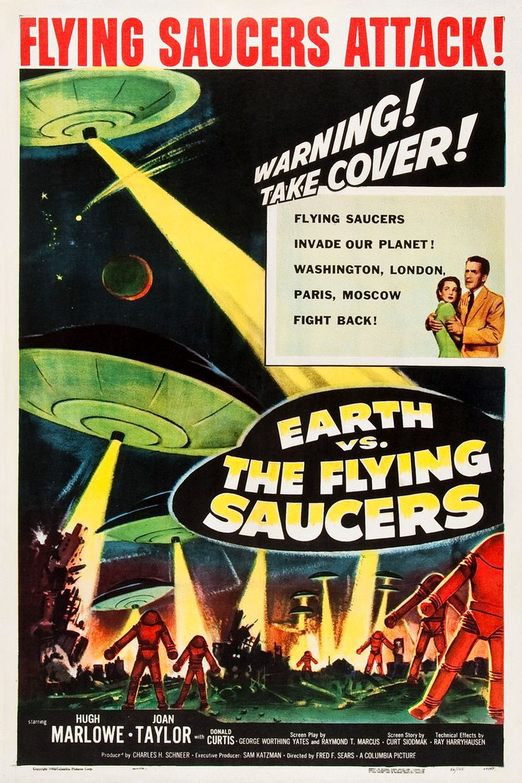 vintage scifi posters - Google Search