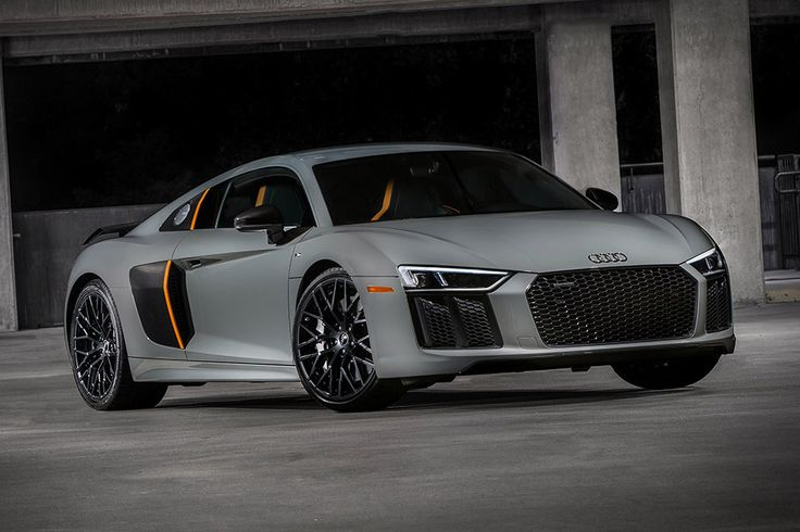 Created to show off all the extras available through the company's exclusive program, the 2017 Audi R8 V10 Plus Exclusive Edition is arguably the most desirable R8 yet. Its signature feature is a laser high-beam module that augments the LED...