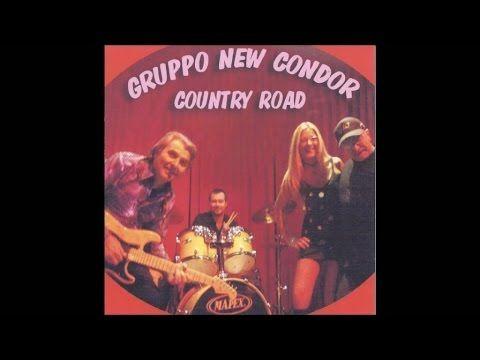 Gruppo New Condor - Il mare d'inverno (cover)