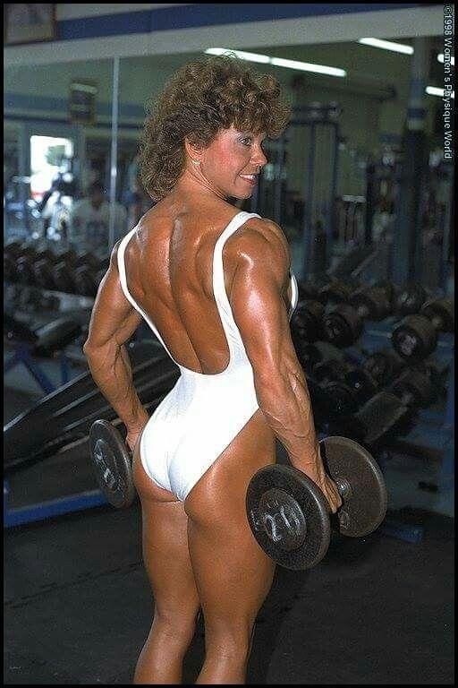 Janice Ragain   Female bodybuilder   Pinterest   Core