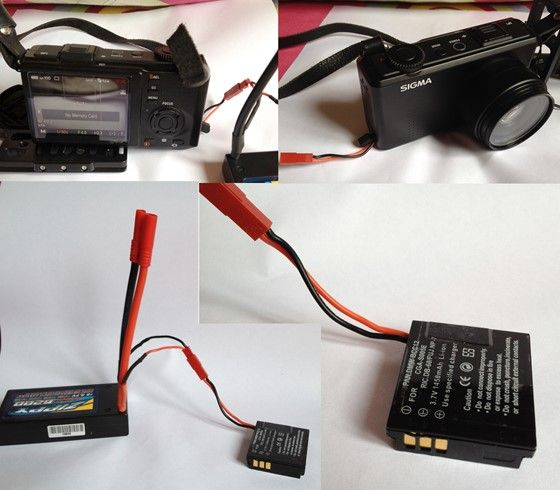 Make battery grip (Appx. 5x) for Sigma DP Merrill without SAC-5: Sigma Camera Talk Forum: Digital Photography Review