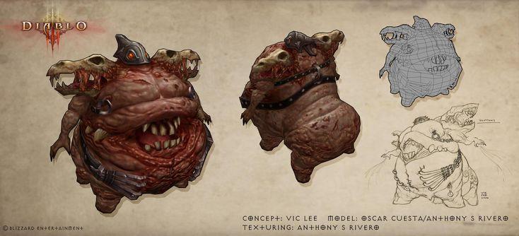 Ghom. Diablo 3