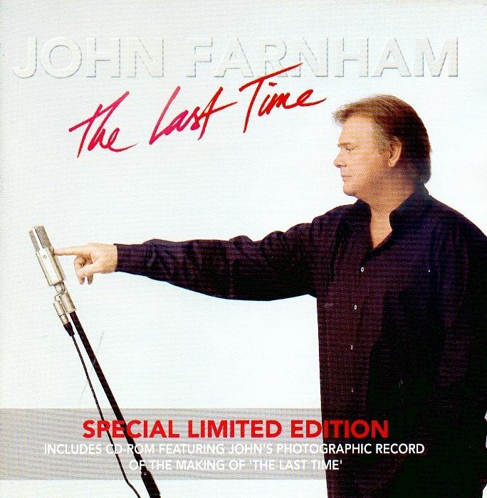 John Farnham - The last time