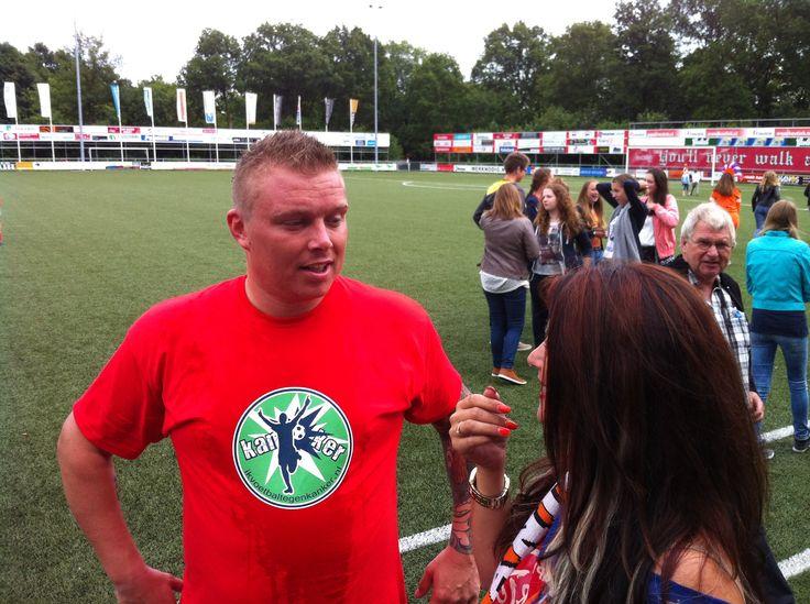 Tony Wyczynski ofwel Sterretje