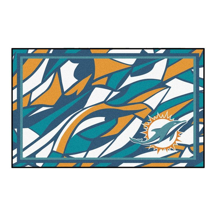 miami dolphins sea under mats rug mat bath the kitchen bathroom ideas traditional dolphin area