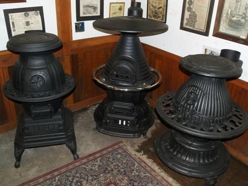 Antique Cast Iron Stoves - Pot Bellies - 345 Best Old Wood Stoves Images On Pinterest