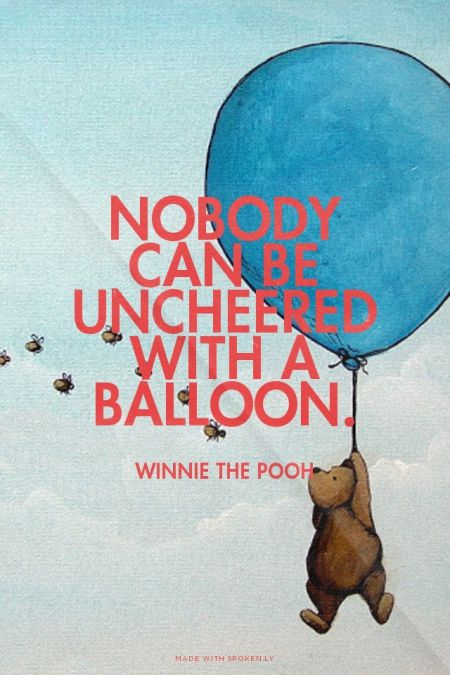 Balloon by Winnie the Pooh                                                                                                                                                      More