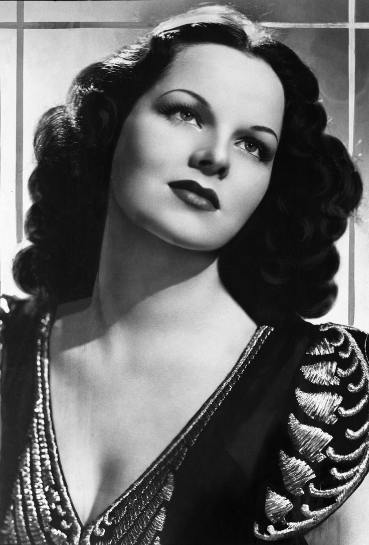 Mobster Bugsy Siegel's mistress Virginia Hill. She was conveniently not at her home in Beverly Hills when Siegel was shot dead on June 20, 1947.