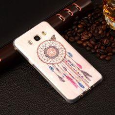 "J510 Cartoon Gel Silicone Soft TPU Cover For Samsung Galaxy J5 (2016) J510 5.2"" Plastic Back Skin Fundas Phone Protective Case"
