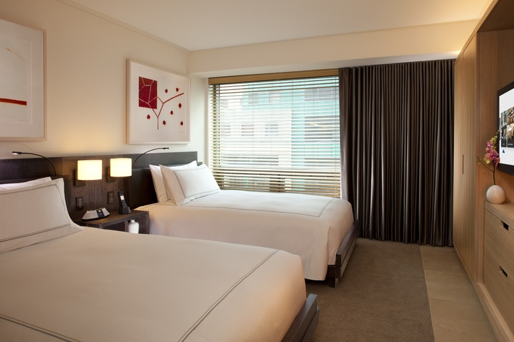 Deluxe Suite - 2 Double Beds