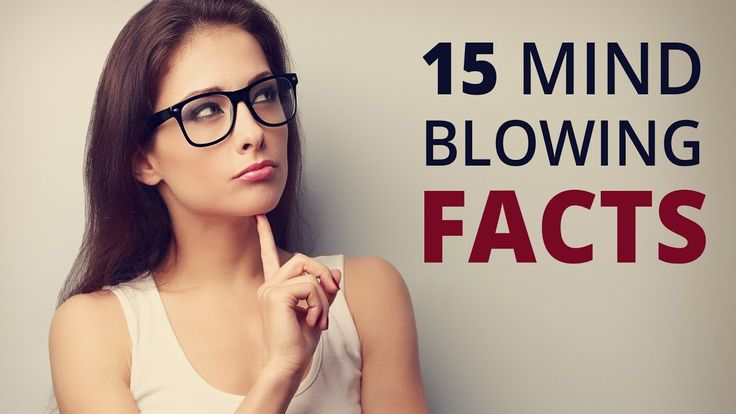 15 Mind Blowing Facts | Amazing Facts