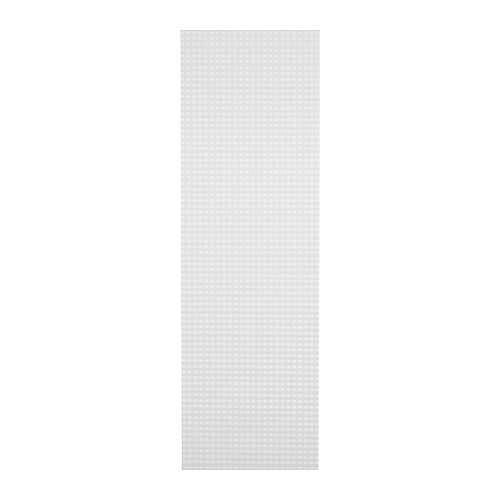 IKEA - INGAMAJ, Panel curtain, white, , A panel curtain is ideal to use in a layered window solution, to divide rooms or to cover open storage solutions.Can be easily cut to the desired length.