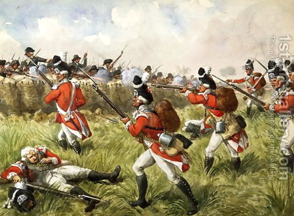 an introduction to the history of the battle of bunker hill The significance of battle of bunker hill the battle of bunker hill, as the early battle in figure 2 introduction the battle of bunker hill occurred.