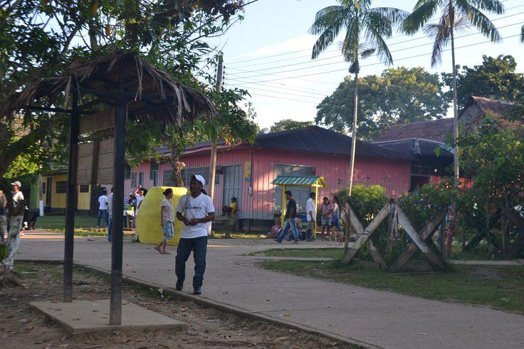 Puerto Nariño - Amazonas #Viajes Descubre la Colombia Profunda