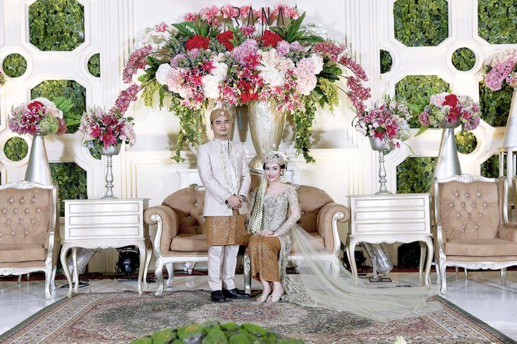 Pernikahan Adat Sunda Alissa dan Gerry di Bandung