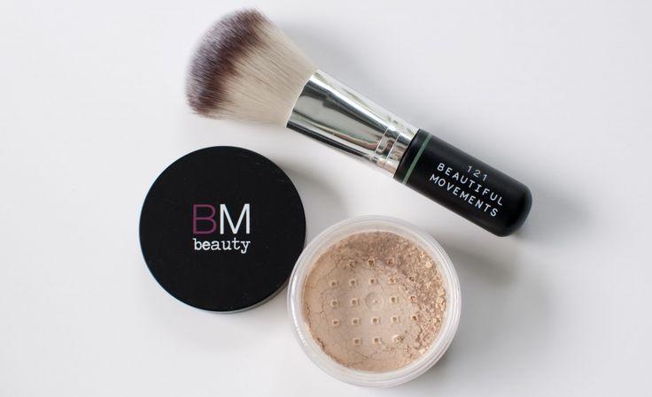 review BM beauty foundation en kwast