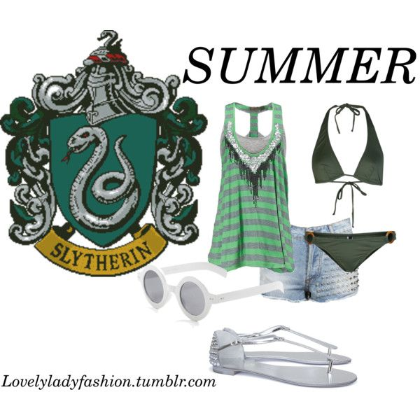 Slytherin Seasons - Summer