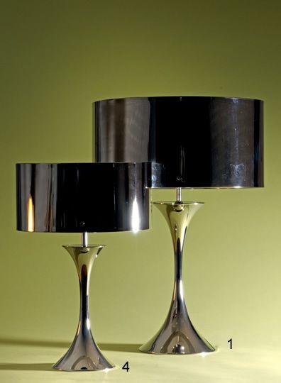 Melrose 1 & 4 lamps