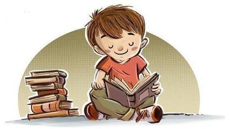 Cinco consejos para convertir a un niño en un gran lector | Crónicas de Lecturas | Scoop.it