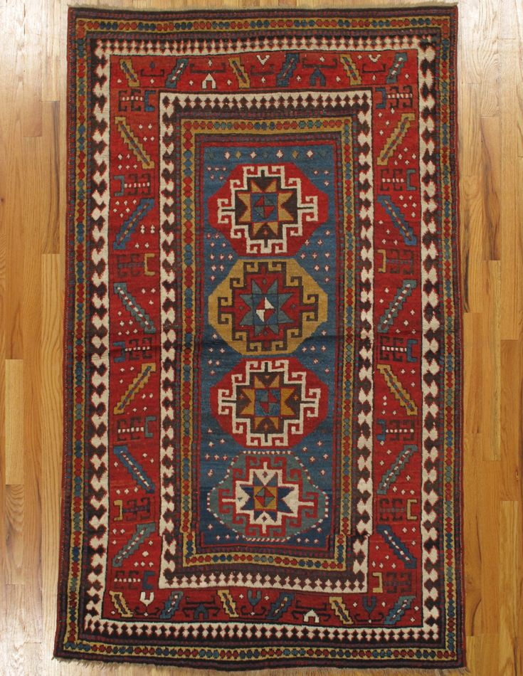 Kazak Rug Hagop Manoyan Antique Rugs New York Provides The Finest Selection Of Handmade Caucasian Anatolian And Persian Available