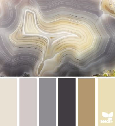 mineral tones, by design seeds