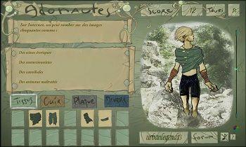 Adonautes, un jeu-questionnaire sur les usages d'Internet à destination des adolescents.