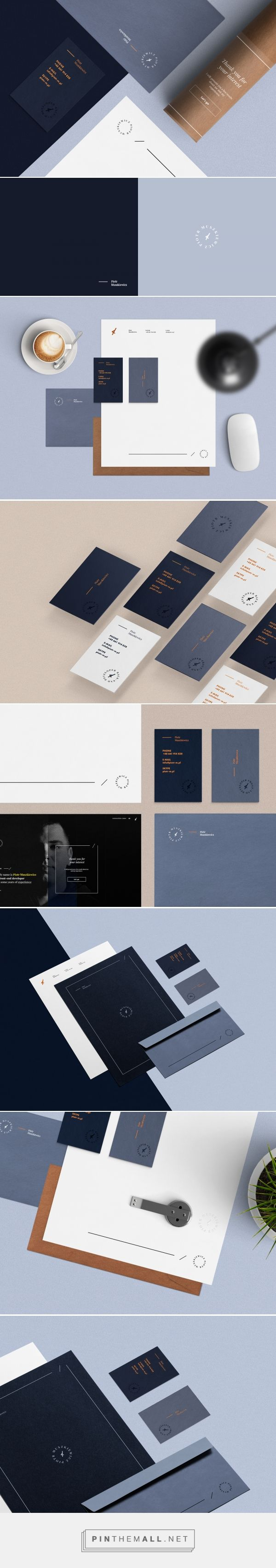 Piotr Muszkiewicz Developer Branding by Tomasz Mazurczak | Fivestar Branding Agency – Design and Branding Agency & Curated Inspiration Gallery