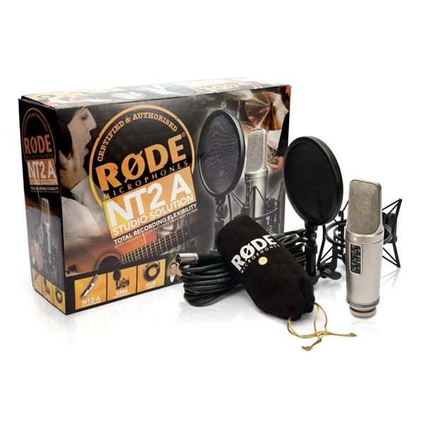 Rode NT2A Condenser Microphone Package (£199 at Nevada Music)