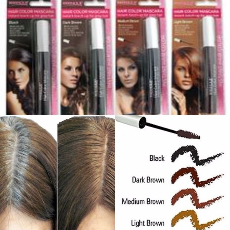 14 best Touch It Up images on Pinterest | Masks, Grey hair and ...