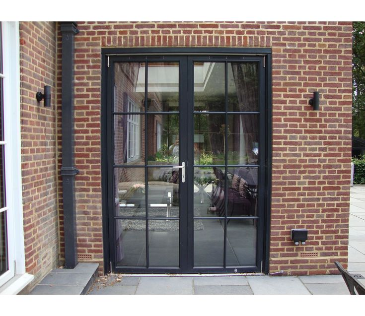 Best 25 aluminium french doors ideas on pinterest for Aluminium patio doors