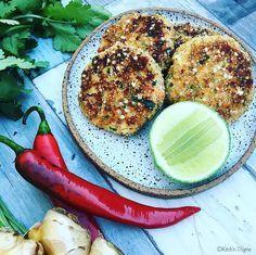 Thai Chicken Rissoles best 2